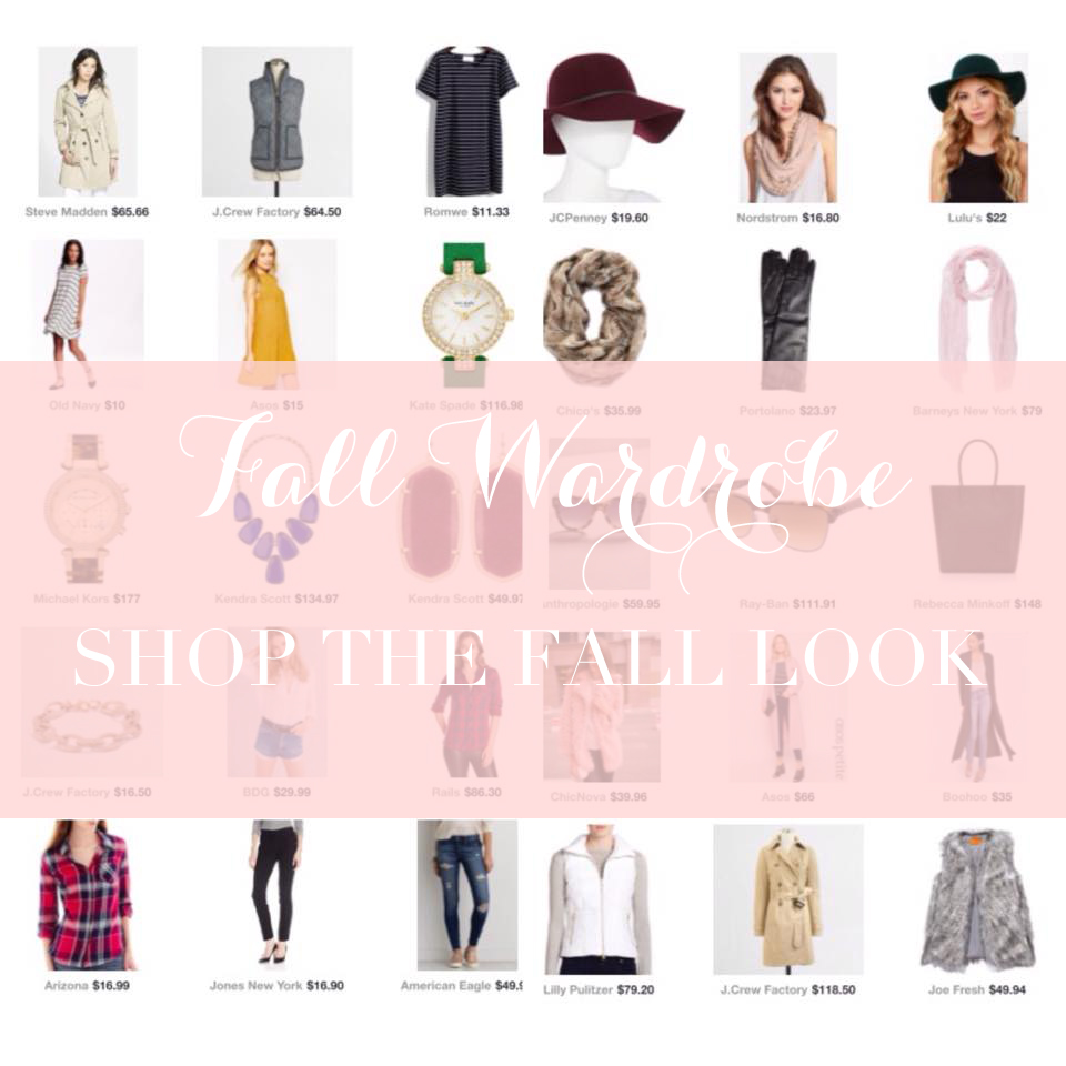 Are You….Ready For Fall!?!