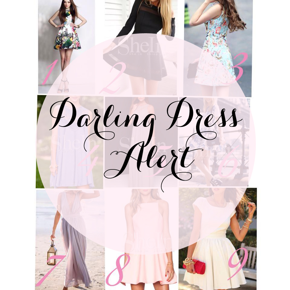 Amazing! Shop My Whishlist  {Darling Dresses Fashion Favs}