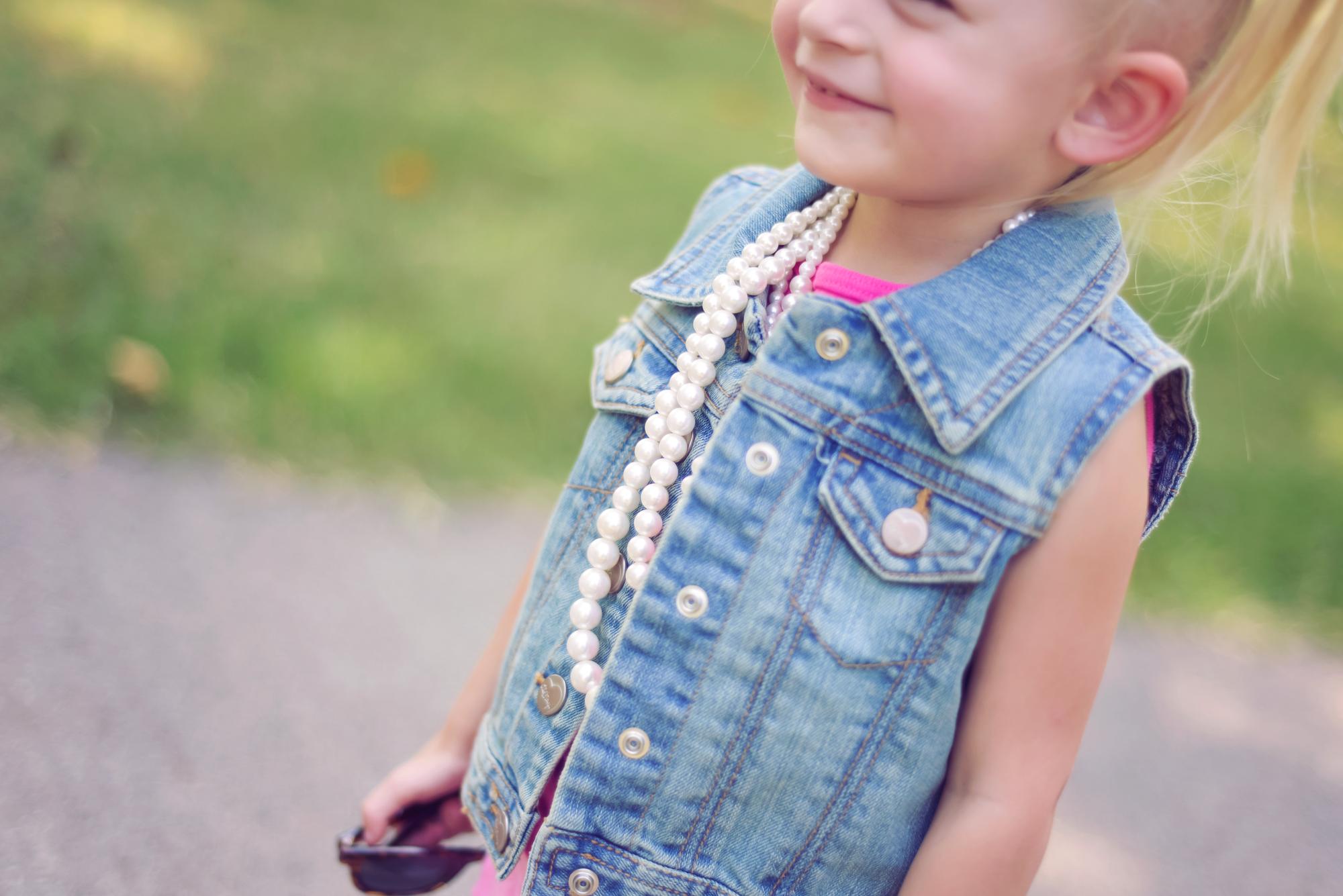 {Stylish Babes} Girly Sass Toddler Fashion || The Chic Blonde
