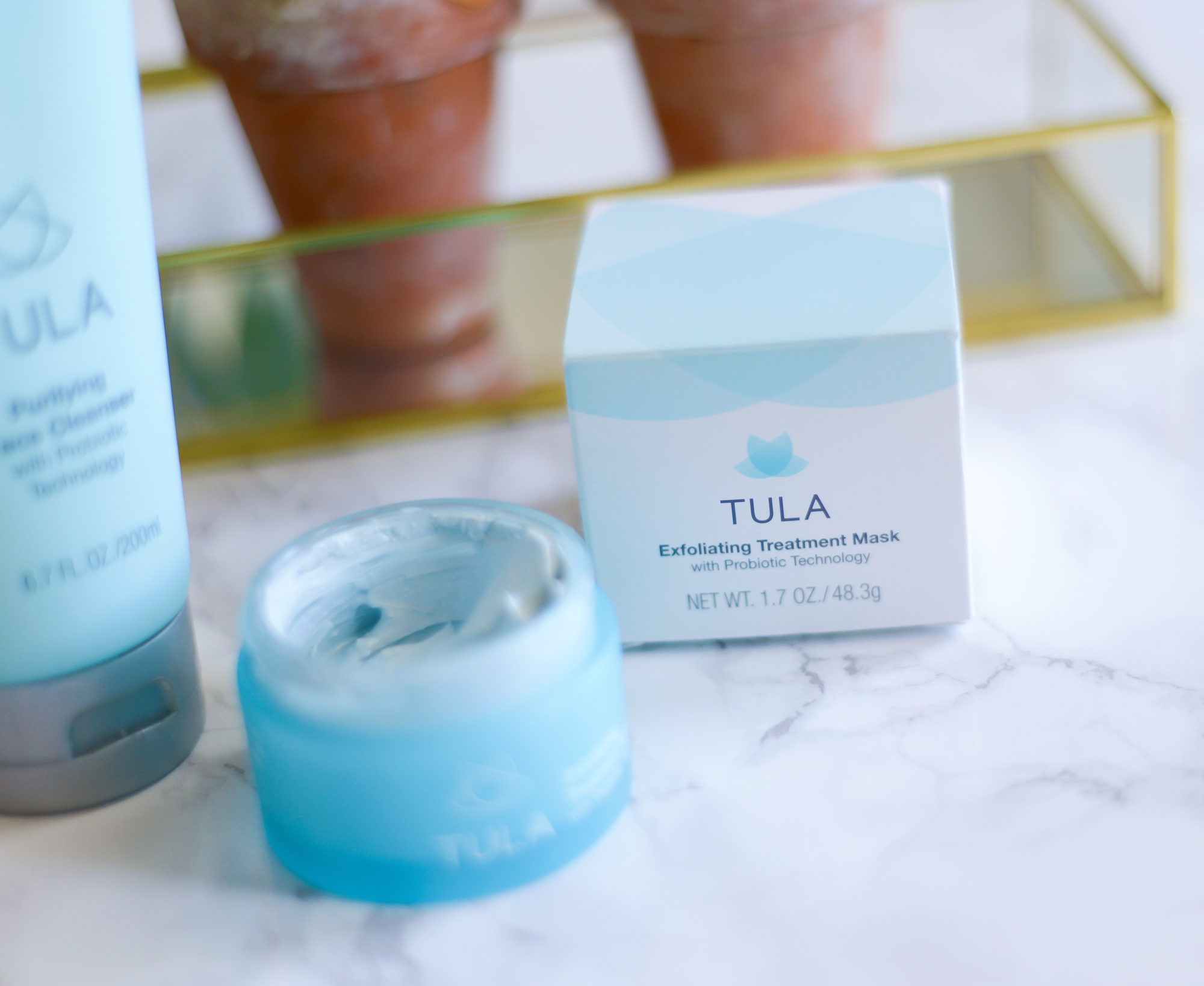 TULA Skin Care {The Chic Blonde}