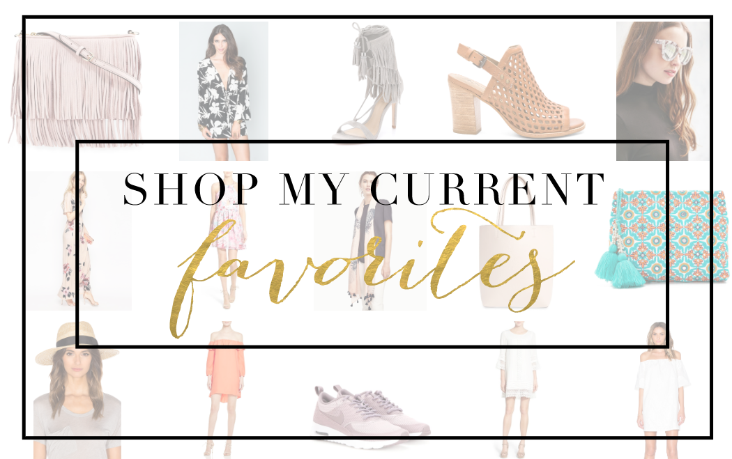 Weekly Favs  { April 20, 2016 }