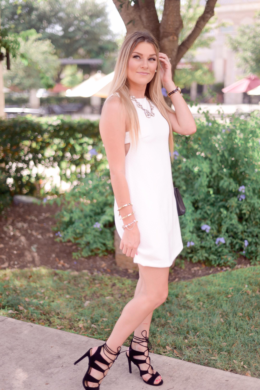 Chic Summer Dress Ft. Olive + Oak