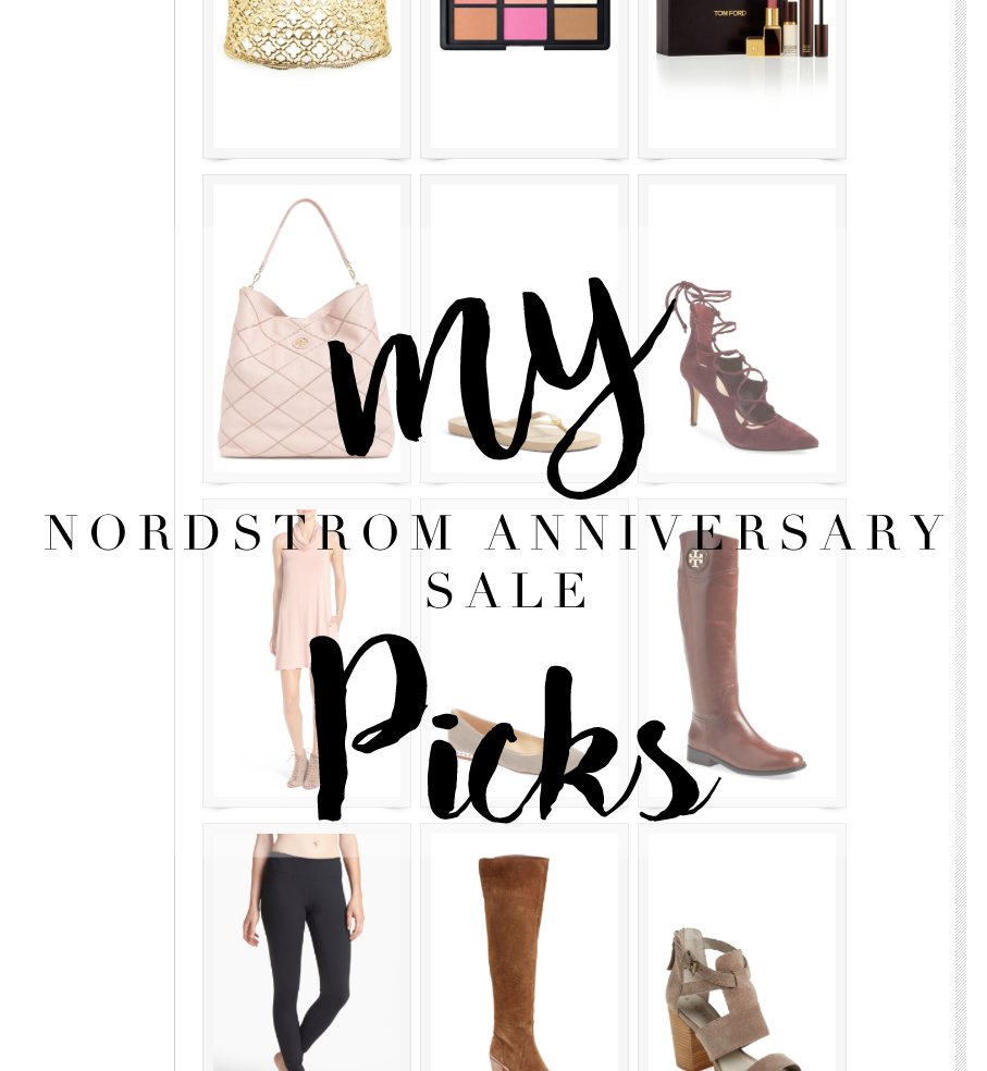 Shop My Picks From The Nordstrom Anniversary Sale (Early Access)