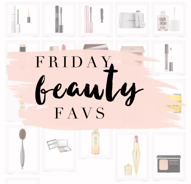 friday beauty favs { 8.16 }