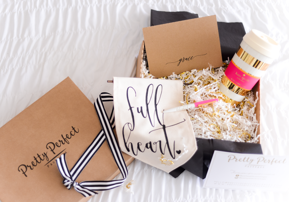 the pretty perfect package for mothers day