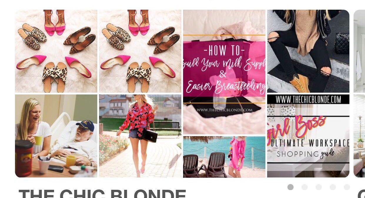 New series Pinterest clothes challenge