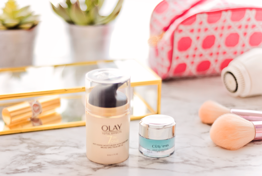 My New Year Skincare Routine with Olay
