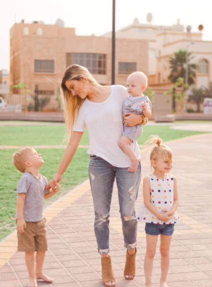 A Busy Mom's Guide to Staying Fashionable with Maurices #ServicewithStyle
